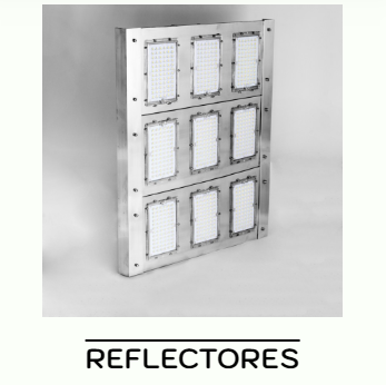 reflectores led para industria