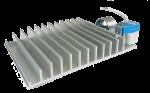 luminaria suburbana led 30w para exteriores con fotocelda